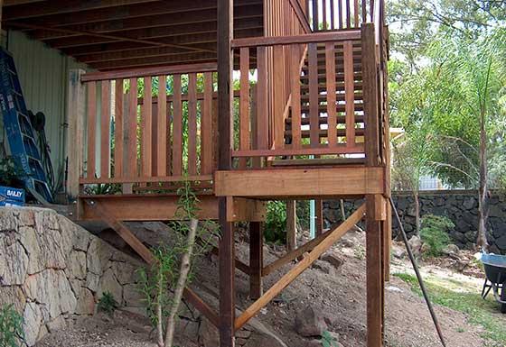 external timber stairs stair repairs